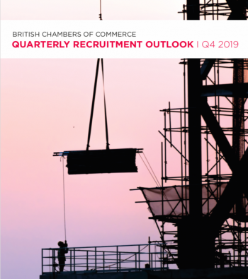 Quarterly Recruitment Outlook Q4 2019