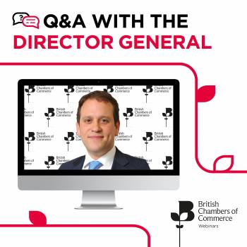 Q&A with the Director General