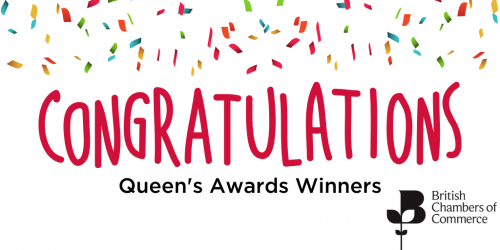 Queen's Award for Enterprise - Chamber Network winners