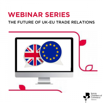 The Future of UK-EU Trade Relations webinar series