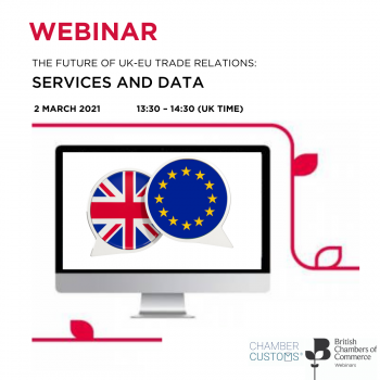 The Future of the UK/EU Trade Relations:  Services and Data