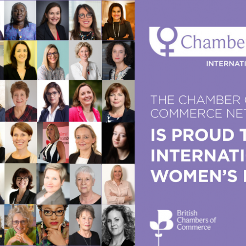 BCC calls on businesswomen across the world to celebrate their achievements for International Women's Day