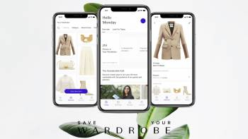 University of Glasgow and app Save Your Wardrobe