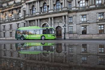 First Glasgow, Alexander Dennis and BYD UK to deliver £9m fleet of 22 new electric vehicles to city in time for UN's COP26 conference
