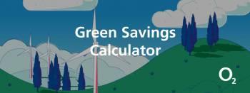 Green savings calculator