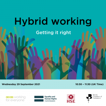 Hybrid Working - getting it right
