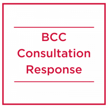 BCC submissions to Department for International Trade consultations on free trade agreements (FTAs)