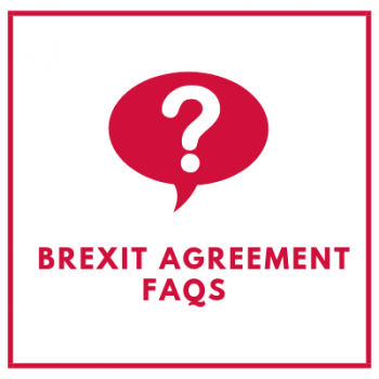 Brexit Agreement FAQs
