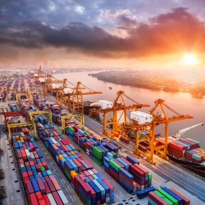 Port   International Trade.